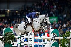 Robert Olivier, FRA, Vangog du Mas Garnier<br /> Stuttgart - German Masters 2018<br /> © Hippo Foto - Stefan Lafrentz