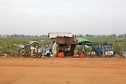 Roadside Hut