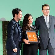 NLD/Amsterdam/20151202 - Koninklijke Familie bij uitreiking Prins Claus Prijs 2015, Etcetera