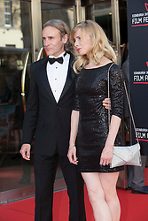 "Cal Macaninch and Shauna McDonald. Opening Night Gala and World Premiere of ""The Legend of Barney Thompson"", Edinburgh International Film Festival 17 - 28 June 2015."