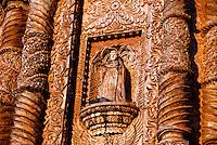 Santo Domingo Church, San Cristobal de las Casas, Chiapas, Mexico