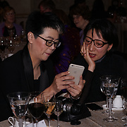 London,England,UK. 31th March 2017: Jin Shu Hui attends the Athene Festival 2017 at Guildhall,London,UK. by See Li