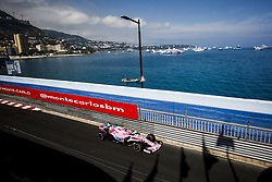 May 24, 2018 - Montecarlo, Monaco - 31 Esteban Ocon from France Force India F1 VJM11 during the Monaco Formula One Grand Prix  at Monaco on 24th of May, 2018 in Montecarlo, Monaco. (Credit Image: © Xavier Bonilla/NurPhoto via ZUMA Press)