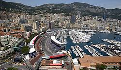 May 26, 2018 - Monte Carlo, Monaco - Motorsports: FIA Formula One World Championship 2018, Grand Prix of Monaco, ..#5 Sebastian Vettel (GER, Scuderia Ferrari) (Credit Image: © Hoch Zwei via ZUMA Wire)