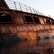 Steam Ferry New Bedford, 2005