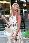 Exclusive - Denise Van Outen  in Marbella