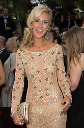 Stars attend the 'Wonderstruck' premiere at the Cannes Film Festival. 18 May 2017 Pictured: Lady Victoria Harvey. Photo credit: MEGA TheMegaAgency.com +1 888 505 6342