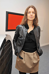 KARLA OTTO at the Moet Hennessy Pavilion of Art & Design London Prize 2009 held in Berkeley Square, London on 12th October 2009.