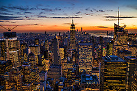 NYC - Manhattan @ Twilight