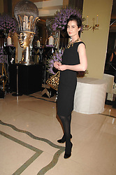 ERIN O'CONNOR at the 10th Anniversary Party of the Lavender Trust, Breast Cancer charity held at Claridge's, Brook Street, London on 1st May 2008.<br /><br />NON EXCLUSIVE - WORLD RIGHTS
