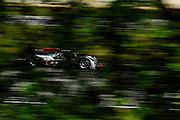 September 30-October 1, 2011: Petit Le Mans. 1 Marcel Fassler, Romain Dumas, Timo Bernhard, Audi R18, Audi Sport Team Joest