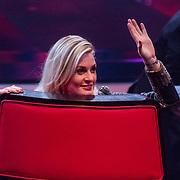NLD/Hilversum/20180216 - Finale The voice of Holland 2018, Sanne hans