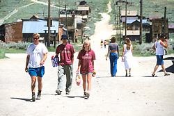 John, Alex & Lindsey In Bodie