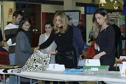 December 20, 2017 - Madrid, Spain - Ana Obregon attend the solidarity market in favor of the Fundación Porque Viven in Madrid. Spain. December 20, 2017  (Credit Image: © Oscar Gonzalez/NurPhoto via ZUMA Press)