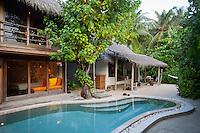 Soneva Fushi Crusoe Villa Maldives, Soneva Fushi, Maldives, Paradise, Best Resorts in the World, Pool, Beach, Paradise,Tropical Island, Photo Dan Kullberg, www.dankullberg.com,