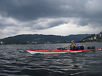 Kayaking - Bergen area
