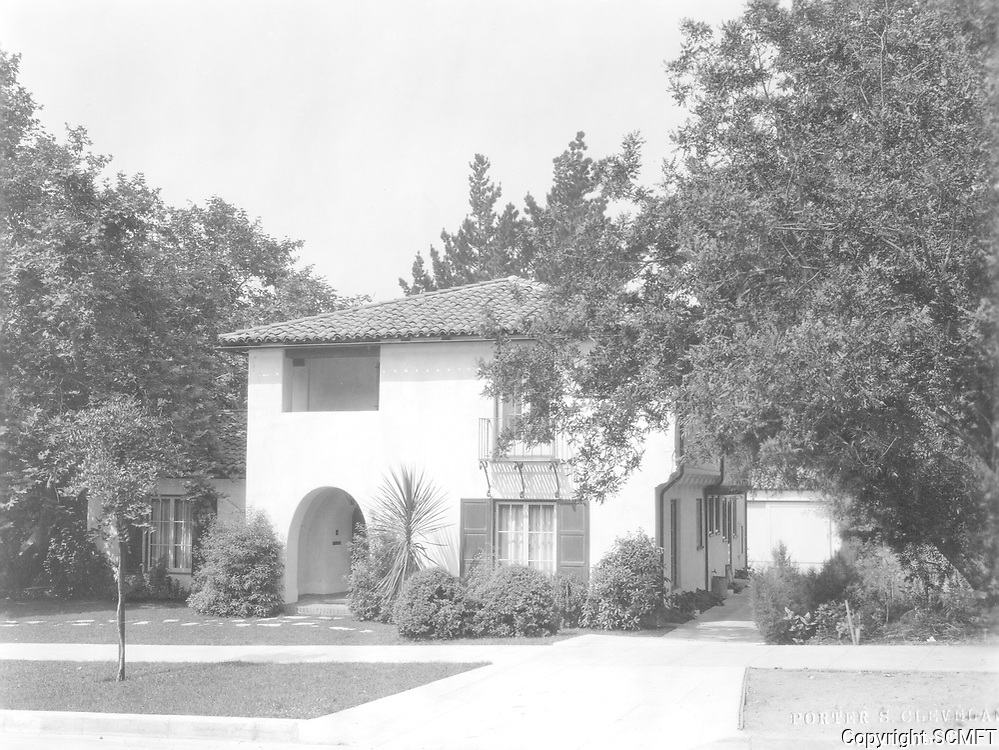 Circa 1930 1841 Outpost Dr. in the Outpost Estates