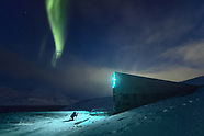 World's Northernmost Settlement & Polar Night