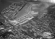 Ackroyd 01216-1 Mock's Bottom & Swan Island. Aerials. January 12, 1949.