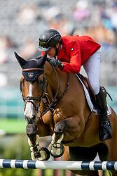 Will David, GER, C Vier<br /> European Championship Riesenbeck 2021<br /> © Hippo Foto - Dirk Caremans<br />  02/09/2021