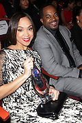 NEW YORK, NY-NOVEMBER 18: (L-R) Marilyn Mosby,  State's Attorney for Baltimore, Maryland, United States and her husband Nick J. Mosby, ,Baltimore City Council attend the 5th Annual W.E.E.N Awards held at the The Schomburg Center for Research in Black Culture on November 18, 2015 in Harlem, New York City.  (Terrence Jennings/terrencejennings.com)