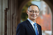 Shenyang Guo, the Frank J. Bruno Distinguished Professor of Social Work Research and Assistant Vice Chancellor for International Affairs-China for the George Warren Brown School of Social Work at Washington University in St. Louis