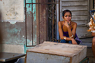 A Sense of Waiting ... On Cuba Streets