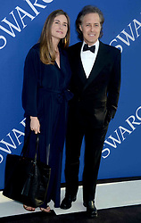 Lauren Bush and David Lauren at the 2018 CFDA Awards at the Brooklyn Museum in New York City, NY, USA on June 4, 2018. Photo by Dennis Van Tine/ABACAPRESS.COM