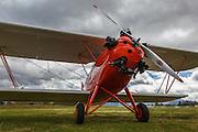 1929 Brunner Winkle Bird A, owned earlier by Melba Beard - charter member of the 99s - then inherited by Arlene Beard.