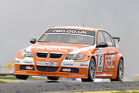 2008 British Touring Car Championship.  Knockhill, Scotland, United Kingdom.  16th-17th August 2008.  (5) - Colin Turkington (GBR) - Team RAC BMW 320si E90.  World Copyright: Peter Taylor/PSP. Copy of publication required for printed pictures. Every used picture is fee-liable.
