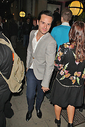 © London News Pictures. 25/06/2013. London, UK.  Andrew Scott at the Charlie and the Chocolate Factory - Opening Night After Party . Photo credit: Brett D. Cove/LNP
