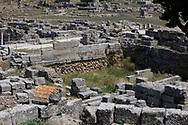 Ancient Corinth.