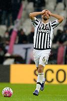 Sami Khedira Juventus.<br /> Torino 28/02/2016, Juventus Stadium, <br /> Campionato Serie A,<br /> Juventus - Inter<br /> Foto Filippo Alfero / Insidefoto