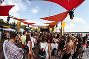 Helene Beach Festival 2018, Helenesee, Frankfurt Oder, 28.07.2018<br /> Boris Dlugosch (DJ Hamburg)<br /> © Torsten Helmke