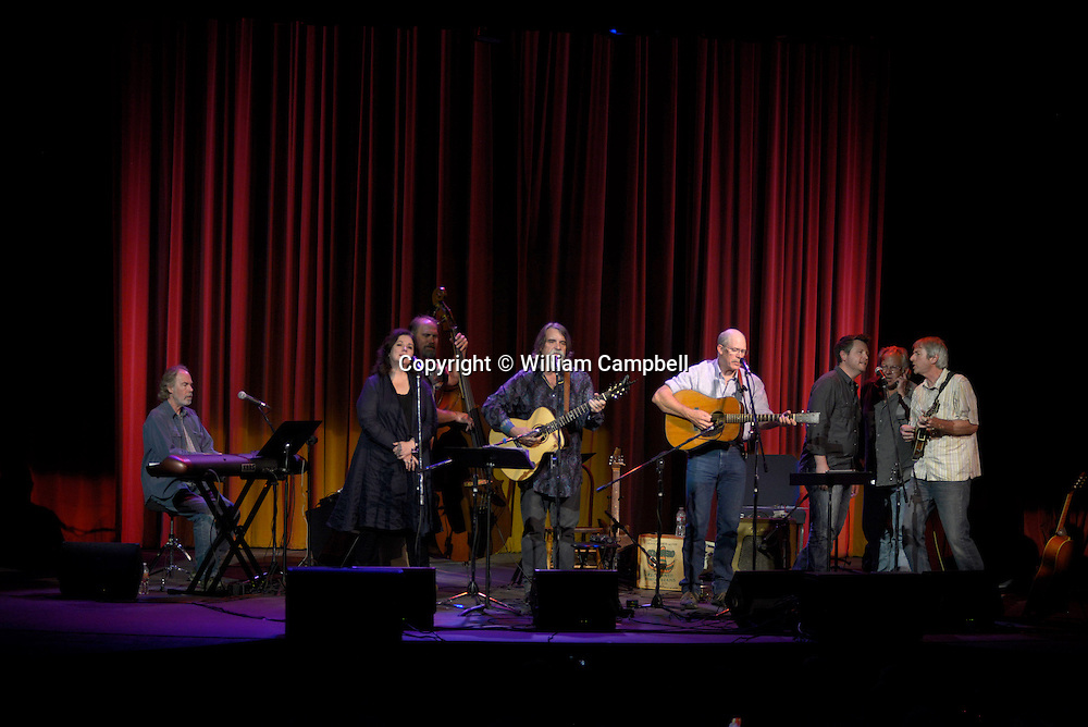 """Darrell Scott and friends perform song written by singer-songwriter Ben Bullington at the Ellen theater in Bozeman Montana on June 5th, 2015. Bullington died of cancer in November 2013 and Darrell Scott release his CD """"10-Ten Songs of Ben Bullington in May 2015."""