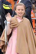 Koningsdag 2017 in Tilburg / Kingsday 2017 in Tilburg<br /> <br /> Op de foto / On the photo:  Prinses Ariane / Princess Ariane