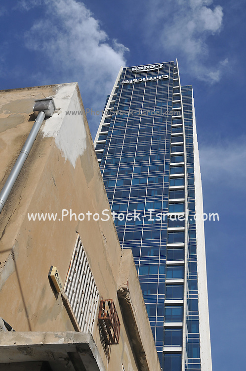 Israel, Tel Aviv, Headcourters of Discount Bank