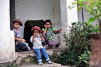 Gaucho kids Estancia Los Potreros, Cordoba, Argentina