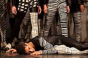 Belo Horizonte_MG, Brasil.<br /> <br /> Ensaio do Grupo o Corpo em Belo Horizonte, Minas Gerais.<br /> <br /> Test of the contemporary Brazilian dance company Grupo Corpo in Belo Horizonte, Minas Gerais.<br /> <br /> Foto: MARCUS DESIMONI /  NITRO