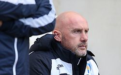 Colchester United manager John McGreal - Mandatory by-line: Arron Gent/JMP - 29/02/2020 - FOOTBALL - JobServe Community Stadium - Colchester, England - Colchester United v Cheltenham Town - Sky Bet League Two