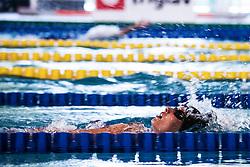 Urska HANCMAN of Slovenia during 200m Back at  Absolutno prvenstvo Slovenije in MM Kranj 2019 on June 14, 2019 in Kranj, Slovenia. Photo by Peter Podobnik / Sportida