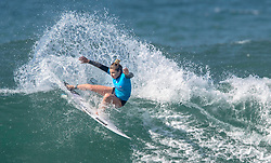 September 6, 2017 - San Clemente, California, USA - Coco Ho surfs in her heat during the Swatch Pro at Lower Trestles at San Onofre State Beach south of San Clemente on Wednesday, August 6, 2017. (Photo by Mark Rightmire, Orange County Register/SCNG) (Credit Image: © Mark Rightmire/The Orange County Register via ZUMA Wire)