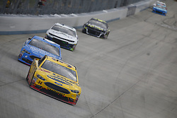 October 7, 2018 - Dover, Delaware, United States of America - Michael McDowell (34) battles for position during the Gander Outdoors 400 at Dover International Speedway in Dover, Delaware. (Credit Image: © Justin R. Noe Asp Inc/ASP via ZUMA Wire)