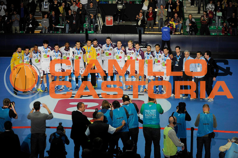 DESCRIZIONE : HandbaLL Cup Finale EHF Homme<br /> GIOCATORE : Nantes Trophee<br /> SQUADRA : Nantes <br /> EVENTO : Coupe EHF Finale<br /> GARA : NANTES Rhein Neckar<br /> DATA : 19 05 2013<br /> CATEGORIA : Handball Homme<br /> SPORT : Handball<br /> AUTORE : JF Molliere <br /> Galleria : France Hand 2012-2013 Action<br /> Fotonotizia : HandbaLL Cup Finale EHF Homme<br /> Predefinita :
