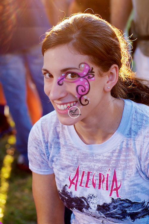 Face Painting Model Bardstown