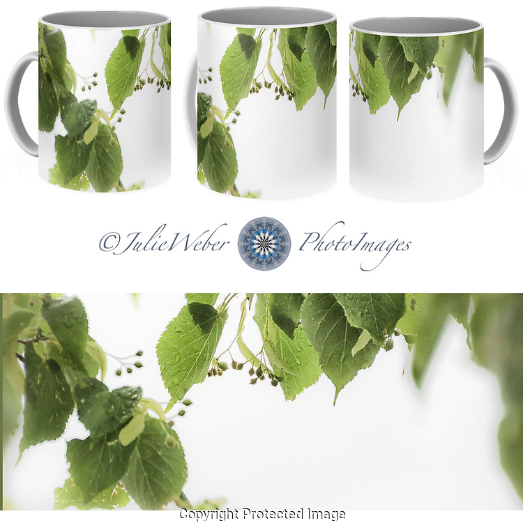 Coffee Mug Showcase 17 - <br /> Shop here:  https://2-julie-weber.pixels.com/featured/linden-in-the-rain-2-julie-weber.html