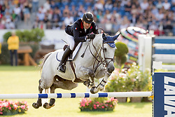 Foutrier Guillaume, FRA, Fayerbal du Ronchy<br /> CHIO Aachen 2019<br /> © Hippo Foto - Sharon Vandeput<br /> 20/07/19