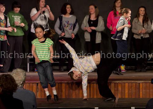 Theatretrain - Bishop Stortford 3rd April 2011..© Washbrooke - Harpenden, Herts, England - Tel: +44 (0) 7991853325 - richard@washbrooke.com - www.richardwashbrooke.photoshelter.com Theatretrain 3rd April 2011  Romeo & Juliet Bishop Stortford