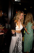 """Sienna Miller. after-show party following the opening night of  at Wyndham's Theatre of """"As You Like It"""", at Mint Leaf, Suffolk Place, London.  on June 21, 2005. ONE TIME USE ONLY - DO NOT ARCHIVE  © Copyright Photograph by Dafydd Jones 66 Stockwell Park Rd. London SW9 0DA Tel 020 7733 0108 www.dafjones.com"""