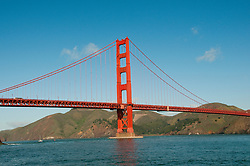 Golden Gate Bridge, San Francisco, California, USA.  Photo copyright Lee Foster.  Photo # california108213